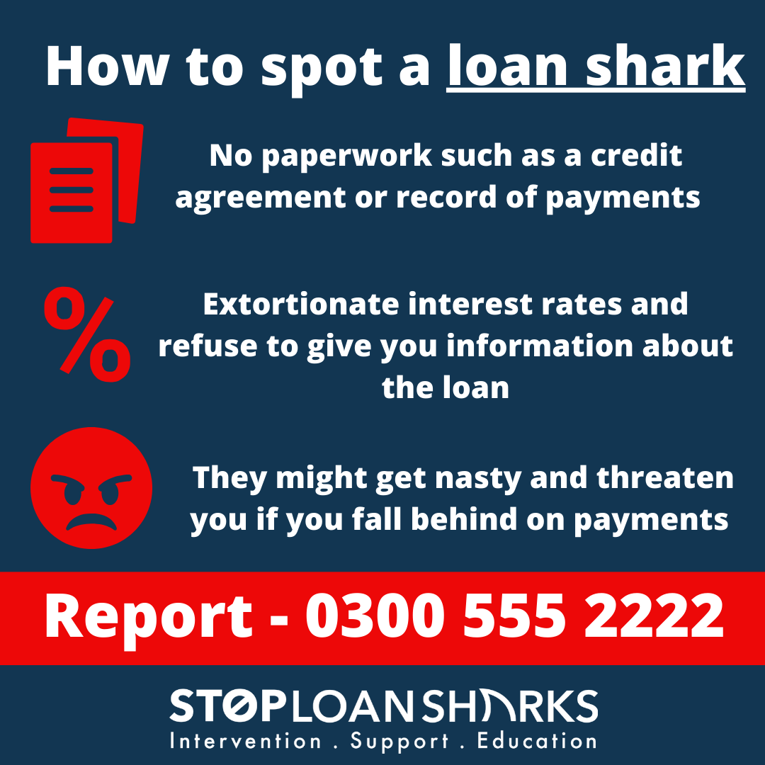 How to spot a loan shark